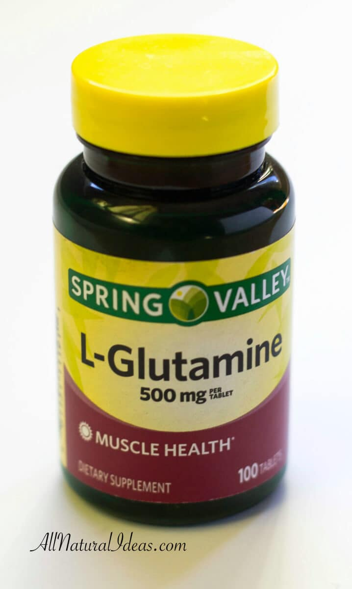 L-Glutamine To Build Muscle And Burn Fat