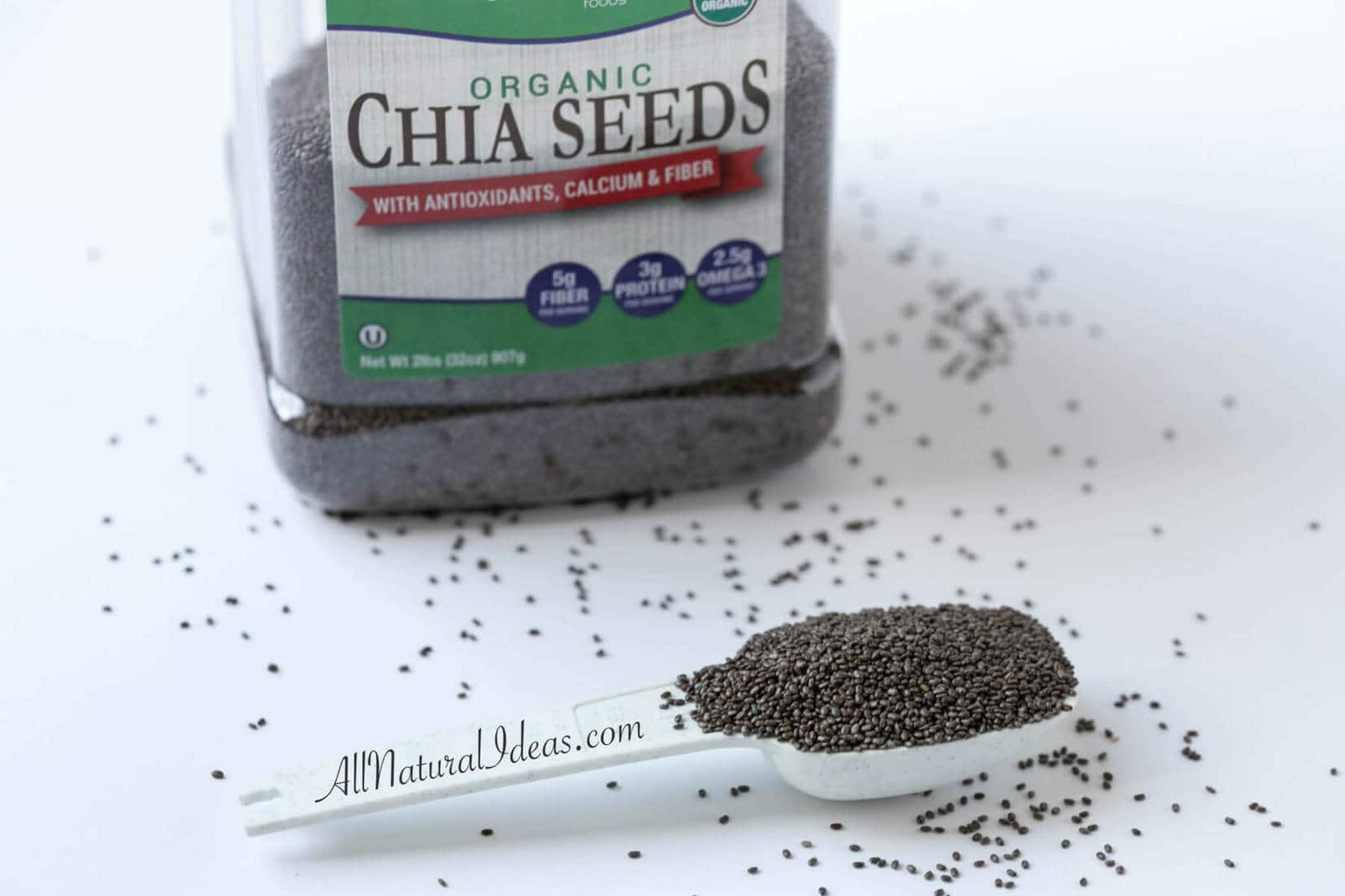 Top 5 Chia Seed Health Benefits and Recipes. Do you know what the chia seed health benefits are? These tiny seeds can provide quite a bit of nutrition into your diet.