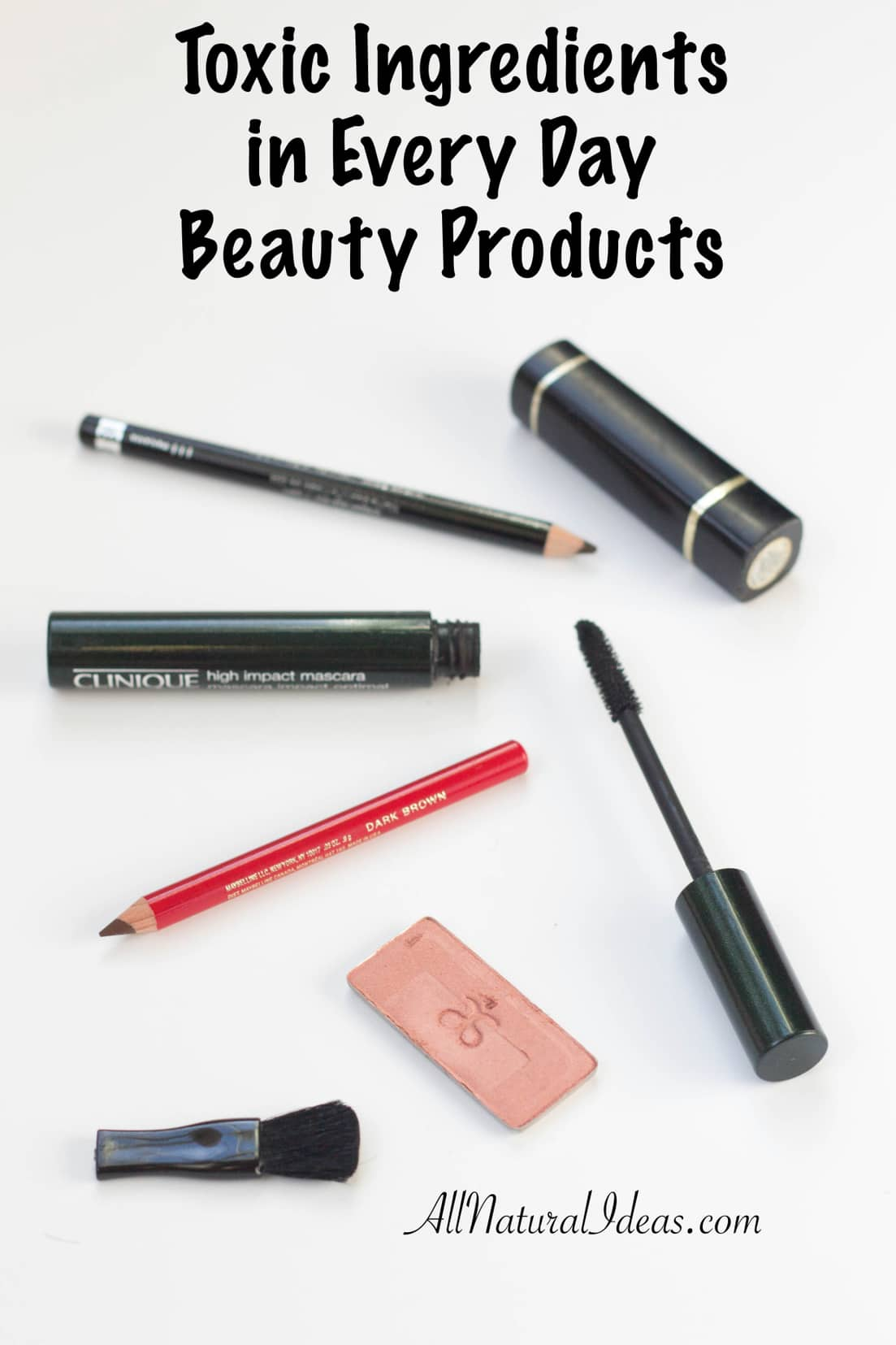 Are you aware of beauty product toxic ingredients? There are a large number beauty product containing toxic ingredients which have been found to be harmful. Make a switch to natural cosmetics!
