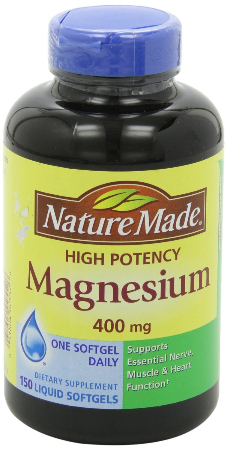 Can i take magnesium citrate everyday