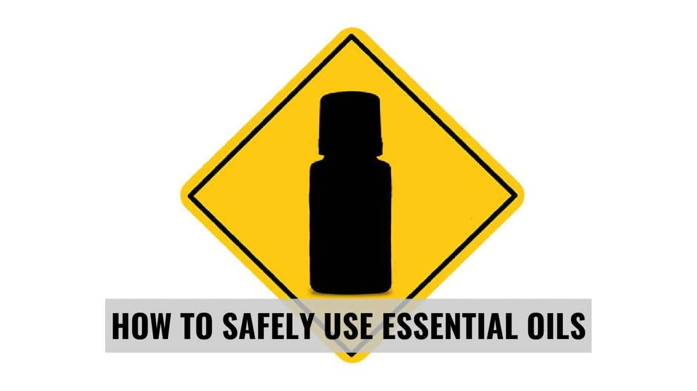 How to use essential oils safely