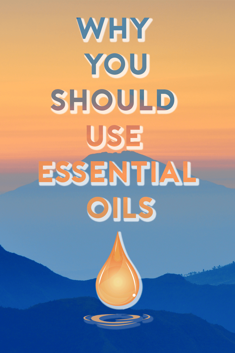 Essential oils seem to be everywhere these days. Should you should be using them? Here are the top 3 reasons to use essential oils for your family and home.