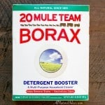 Borax Home Uses that Save Money