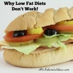 Why Low Fat Diets Don't Work