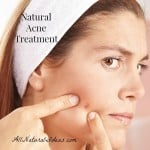 Natural Acne Treatment for Clear Skin