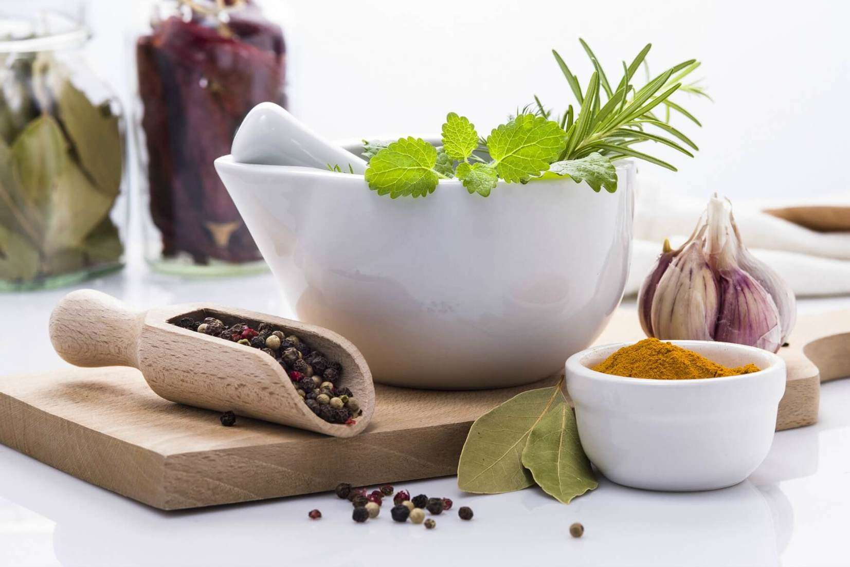 Natural weight loss herbs and spices