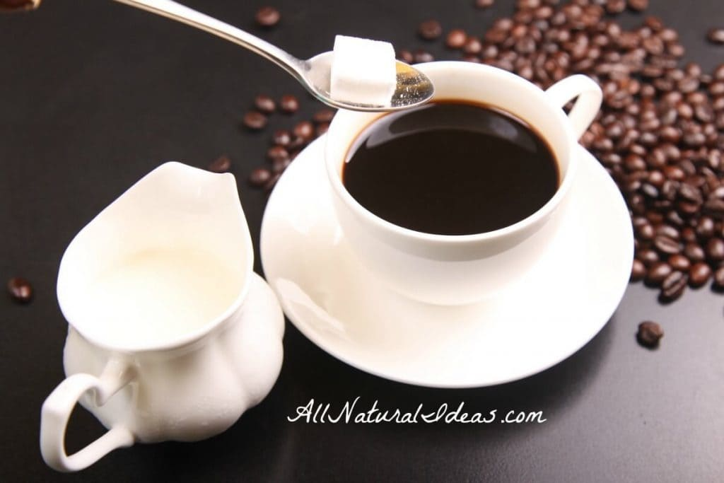 Coffee, caffeine, belly fat, and cortisol relationship