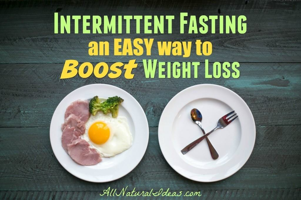 The intermittent fasting diet plan is a way to easily boost weight lost by eating dinner earlier and breakfast later. Low carb keto method to lose weight fast | allnaturalideas.com
