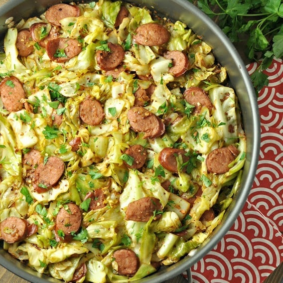 Low carb cabbage recipes