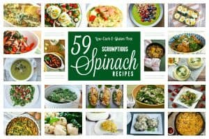 Low carb spinach recipes