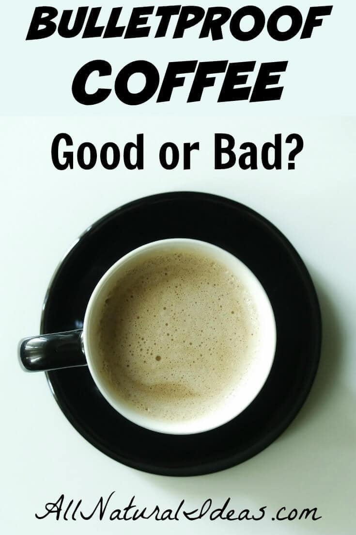 You've probably heard of Bulletproof coffee, especially if you follow a keto diet. But what is it exactly? And, is Bulletproof coffee good or bad for you?