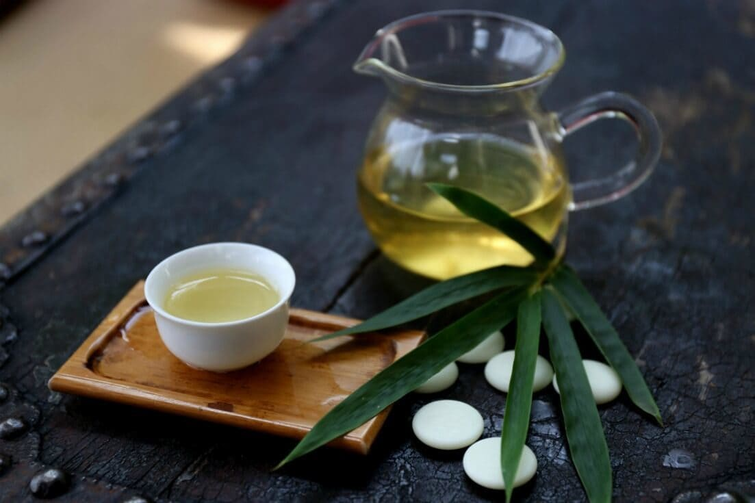 A lot of people are drinking bamboo leaf tea for stronger hair and nails. Does it work? And, are there other bamboo tea benefits that could improve health?