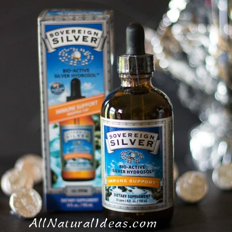 How to Use Colloidal Silver as a Natural Antibiotic