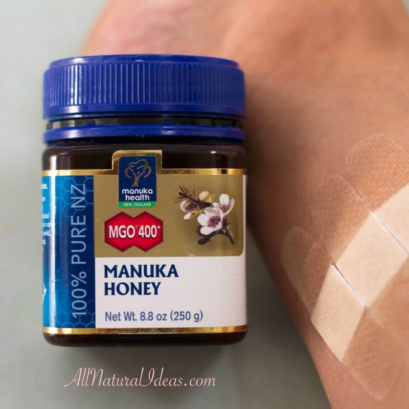 How To Use Manuka Honey For Quick Healing