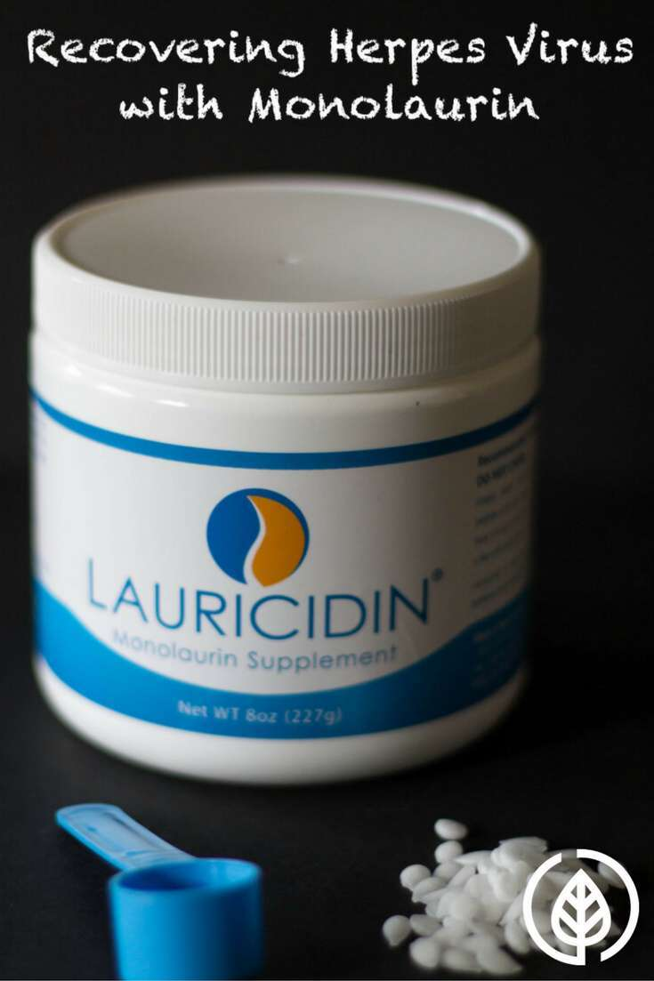 Monolaurin Herpes Benefits And Side Effects Using Lauricidin All