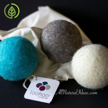 How To Use Wool Dryer Balls for a Healthier Home