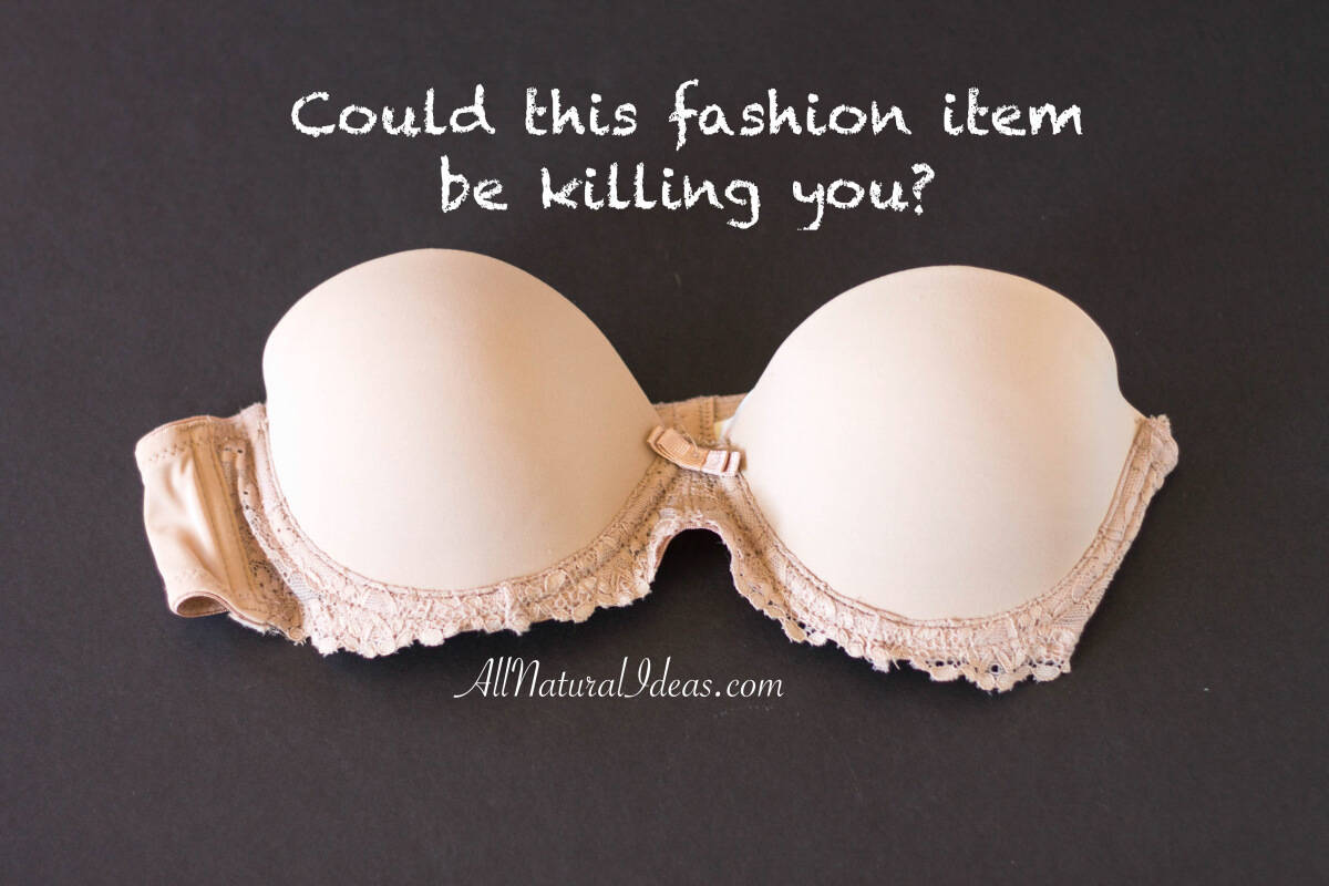 Let's take a look at the controversial issue of whether there is a link between bras and breast cancer. It's a topic that likely needs more investigation.