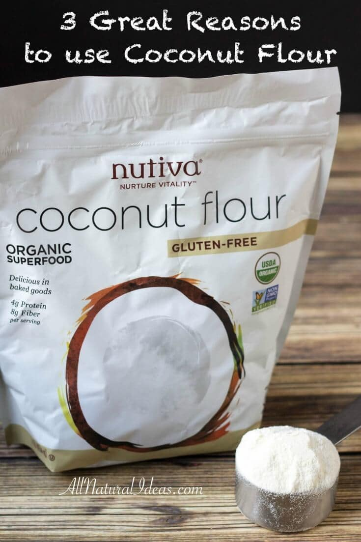 Coconut flour benefits are plentiful. So we came up with a list of delicious coconut flour recipes that are low carb and gluten free.