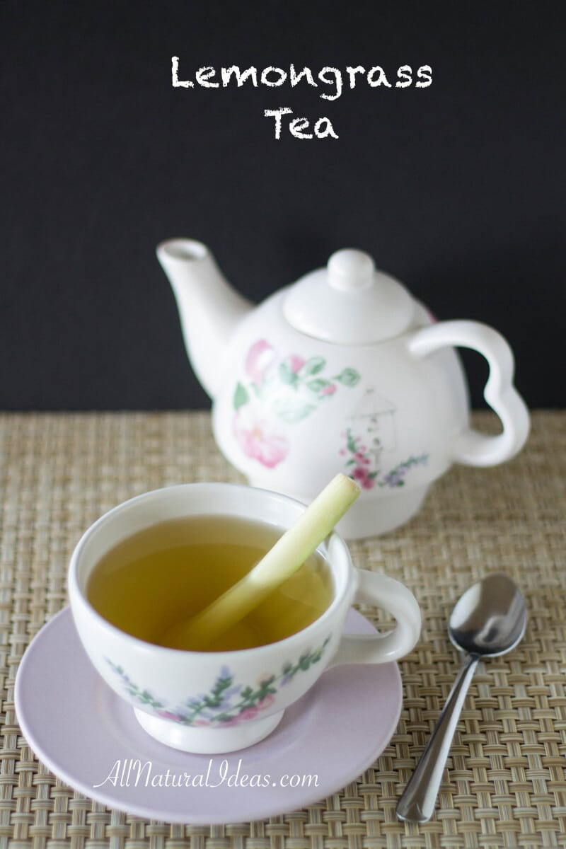 Benefits of Lemongrass Tea
