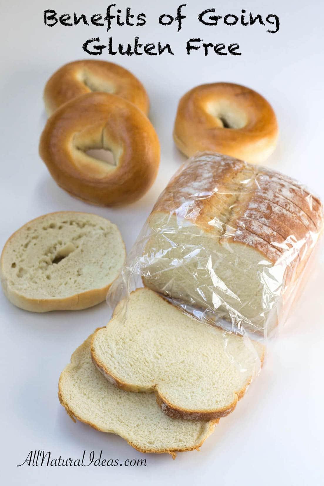 Benefits of Going Gluten-Free in Your Diet