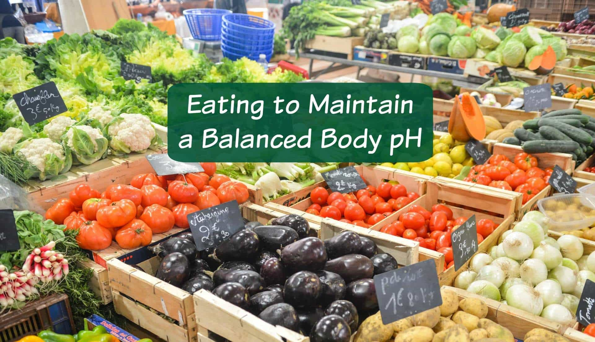 It's important to maintain a normal human body ph level. Diseases thrive in an acidic environment so an alkaline diet may improve health.