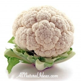 Cauliflower Health Benefits and Low Carb Recipes