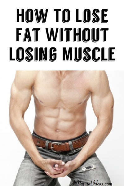 how to lose belly fat and build muscle