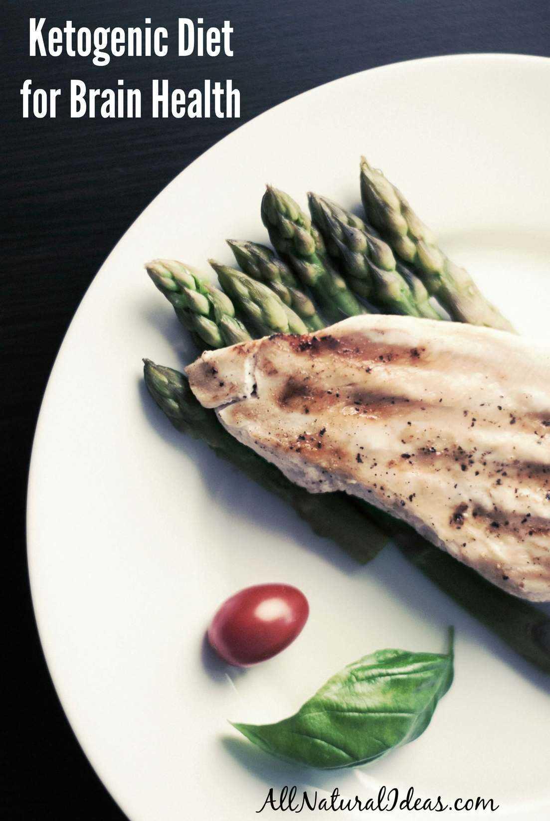 Keto Ketogenic Diet Brain Health Benefits