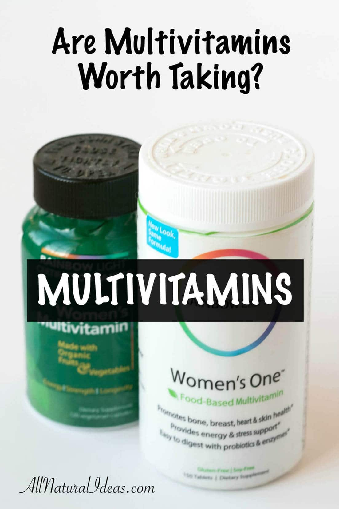What are the daily multivitamin supplements benefits? Should you be taking them or are they all marketing hype? Let's look at the truth behind multivitamins.