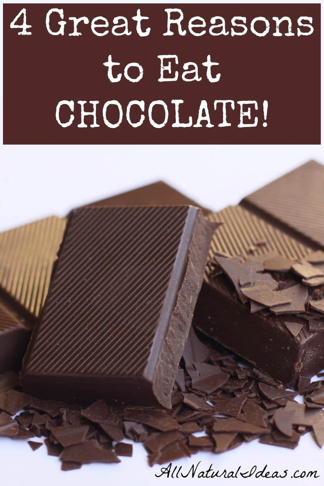 Chocolate. Many of us reach it during needs of comfort. It is a common gift to give on special holidays. Are you aware of the chocolate health benefits?