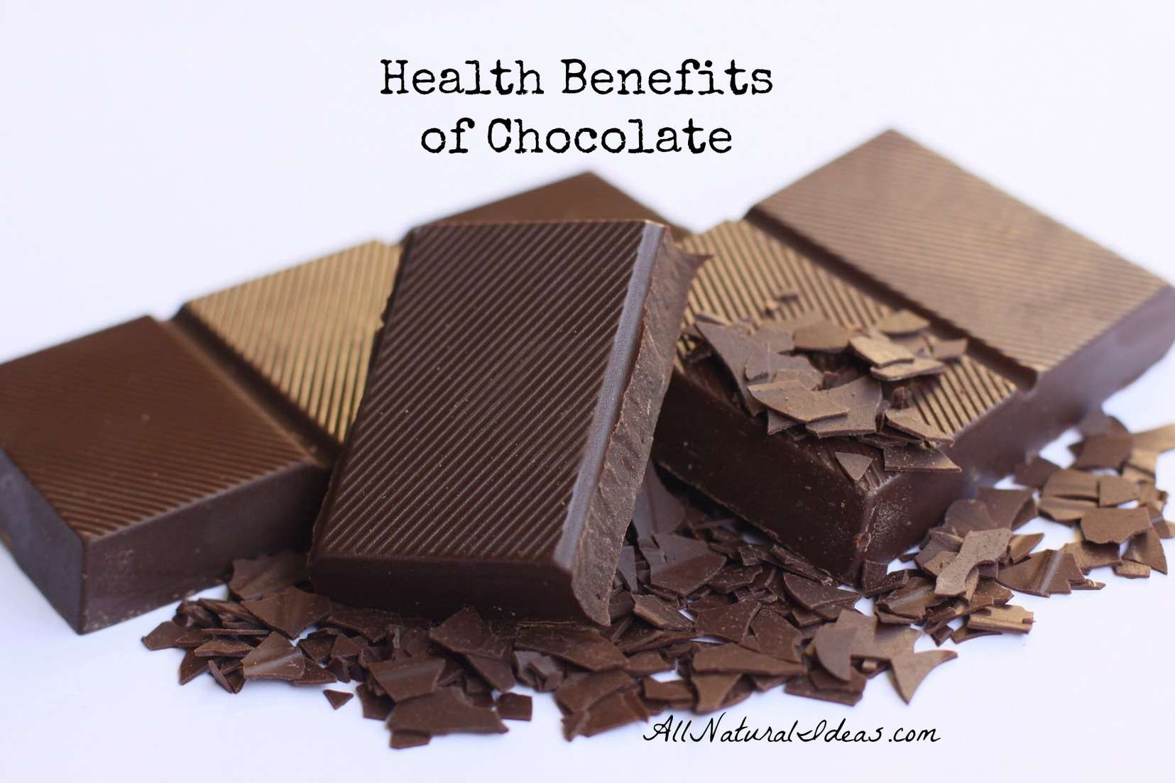 Chocolate Health Benefits | All Natural Ideas