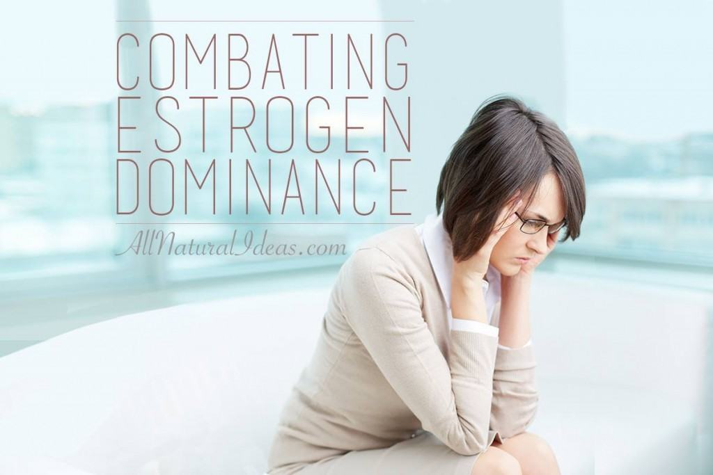 CAre you suffering from estrogen dominance symptoms due to elevated estrogen levels? Here's a few of the natural remedies to treat estrogen dominance?