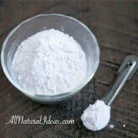 Grain Free Baking Powder without Aluminum