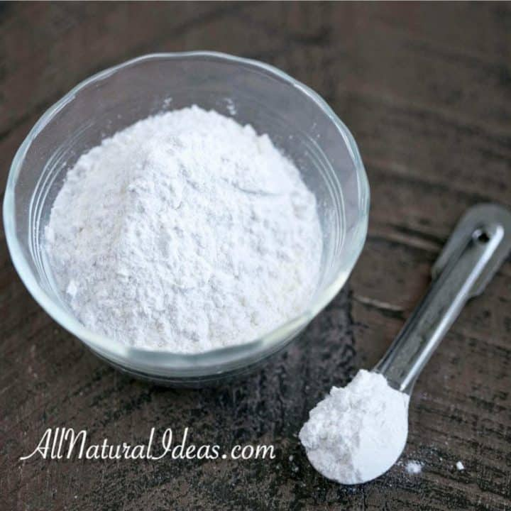 Grain Free Baking Powder without Aluminum