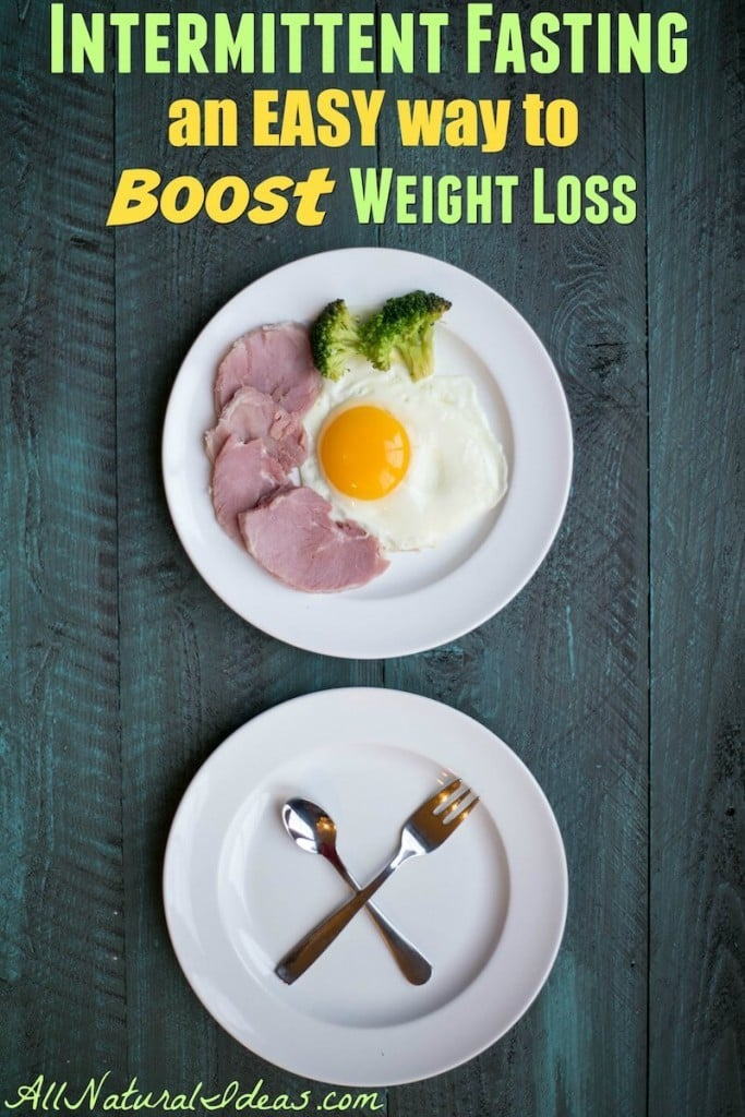 The intermittent fasting meal plan is a way to easily boost weight lost by eating dinner earlier and breakfast later. Low carb keto method to lose weight fast | allnaturalideas.com
