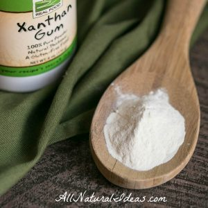 Xanthan gum uses and alternatives