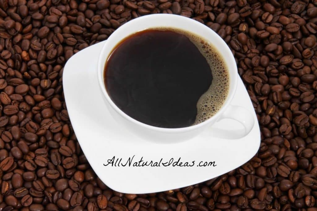 Coffee is the most popular morning beverage. But, studies show a coffee estrogen link that could potentially affect your health. Should you be concerned? | allnaturalideas.com