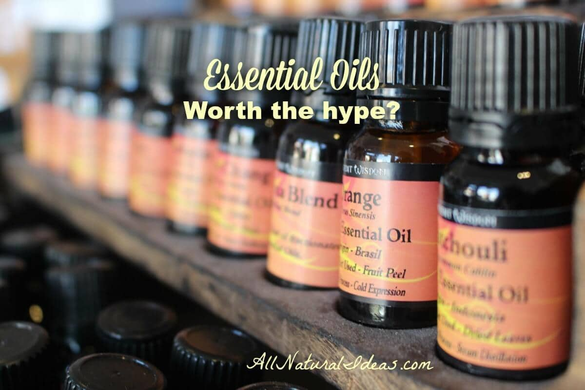 Essential oil benefits - worth the hype?