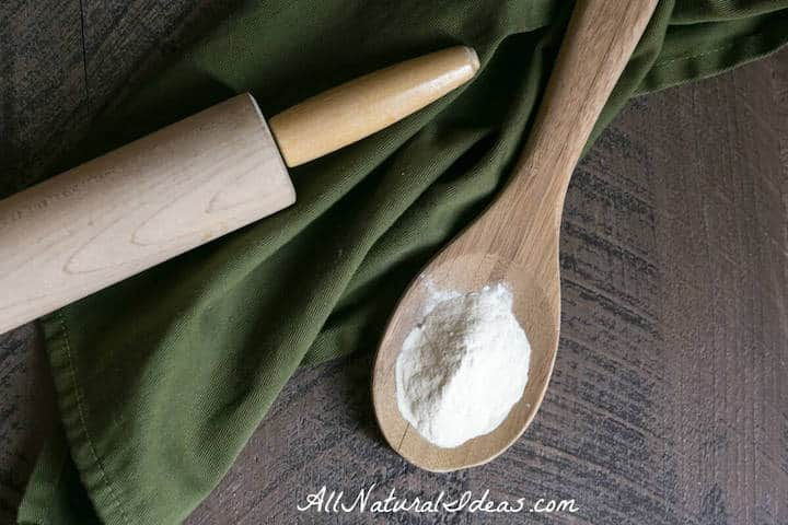 Xanthan Gum substitute for recipes