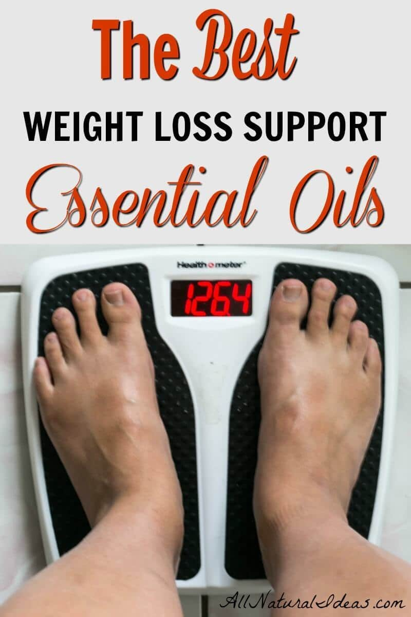 Essential oils have many benefits. Can they help with weight loss? If so, what are the best weight loss support essential oils?   allnaturalideas.com
