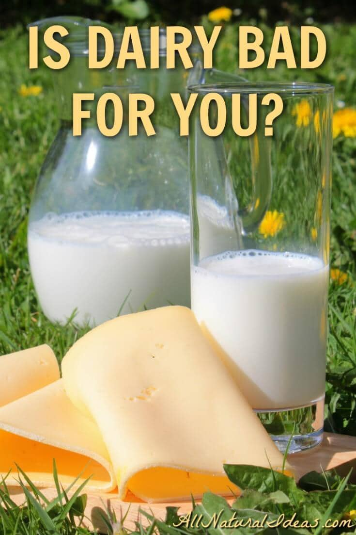 There's a lot of confusion about dairy and your health. Is dairy good for you? Or, are dairy products bad for you? Let's examine some of the facts.