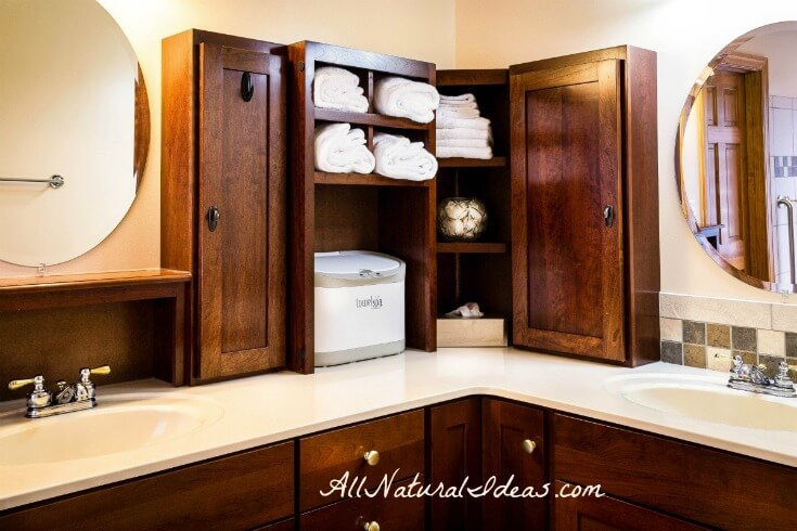 Natural Medicine Cabinet Essentials