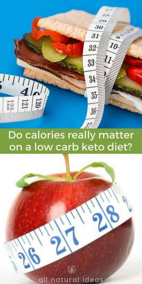 How many calories are needed to lose weight? And, how important are daily calories for weight loss? Let's examine how much calories matter in a diet. | allnaturalideas.com