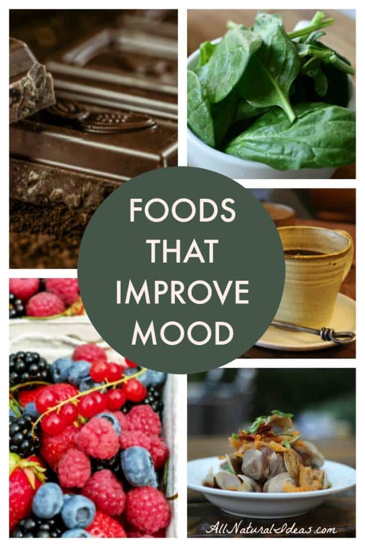 Are you feeling down? Do you need a little boost to make you happier? Try these top foods that improve mood to bring more cheer into your life.
