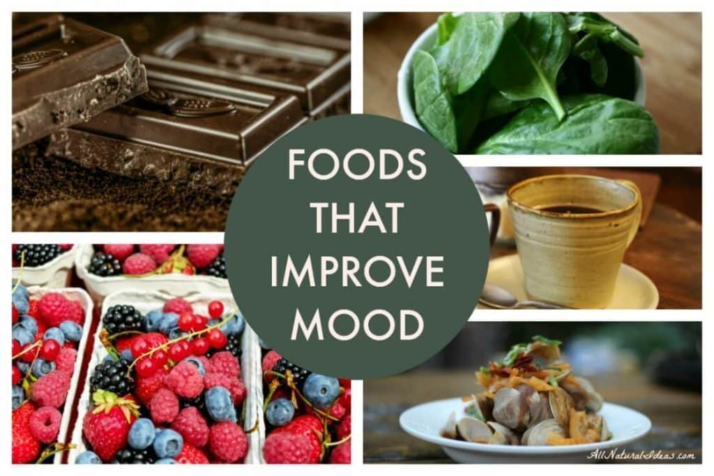 Foods that improve mood