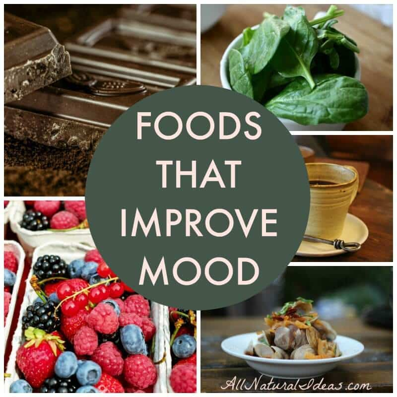 Foods that Improve Mood and Help You Feel Better