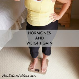 Hormones and weight gain issues