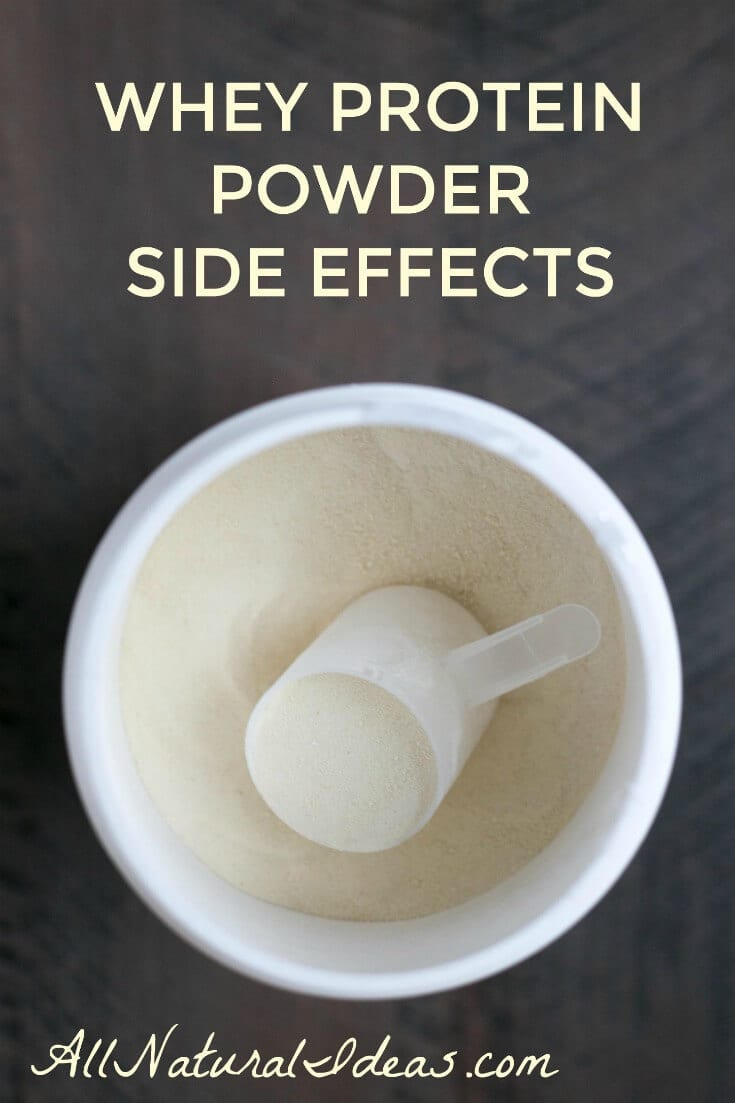 Whey Protein Powder Side Effects and Benefits | All