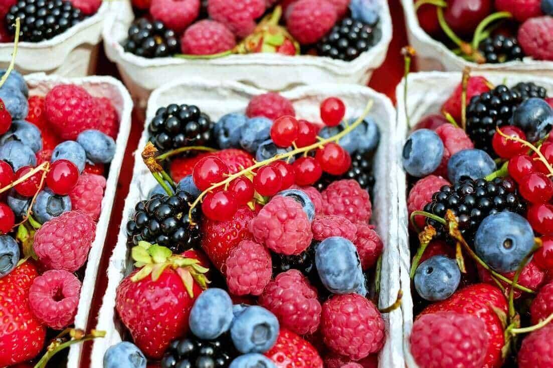 Best low carb fruits list