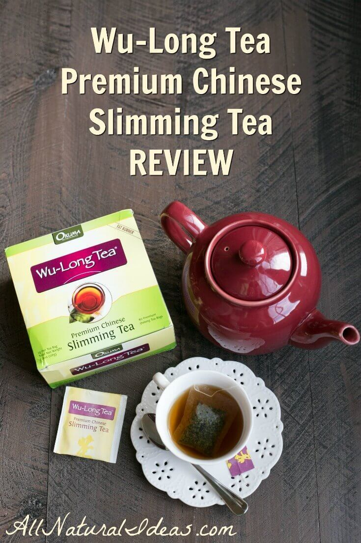 Wu-Long Tea Premium Chinese Slimming Tea Review | All ...